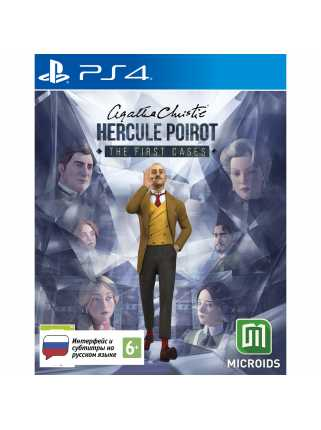 Agatha Christie - Hercule Poirot: The First Cases [PS4]