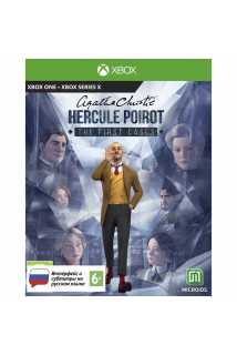 Agatha Christie - Hercule Poirot: The First Cases [Xbox One/Xbox Series]