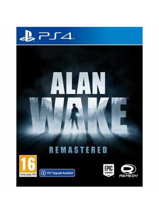 Alan Wake Remastered [PS4]