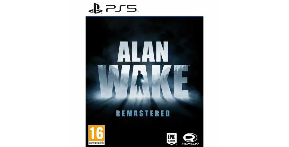 Alan Wake Remastered [PS5]