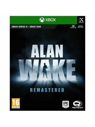 Alan Wake Remastered [Xbox One/Xbox Series]