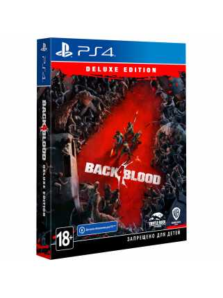 Back 4 Blood - Deluxe Edition [PS4]