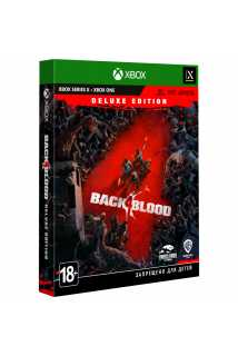 Back 4 Blood - Deluxe Edition [Xbox One/Xbox Series]