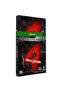 Back 4 Blood - Специальное издание [Xbox One/Xbox Series]