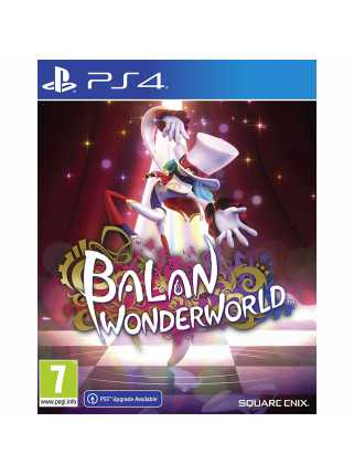 Balan Wonderworld [PS4]