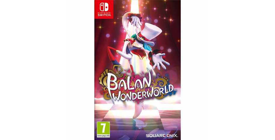 Balan Wonderworld [Switch]