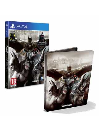 Batman: Arkham Collection [PS4]