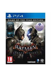 Batman: Arkham Knight - Game of the Year Edition [PS4] Trade-in | Б/У