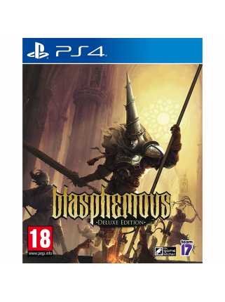 Blasphemous - Deluxe Edition [PS4]