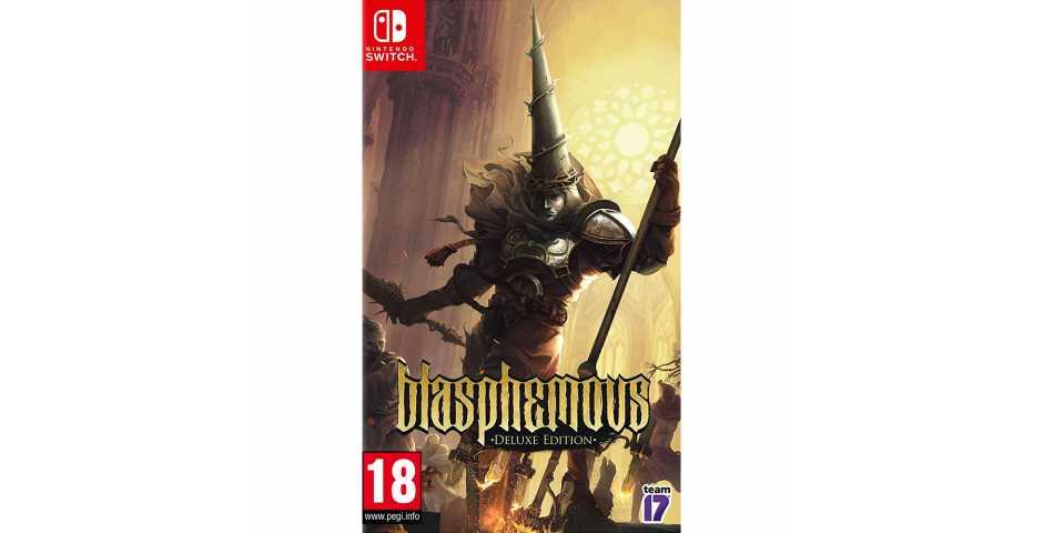 Blasphemous - Deluxe Edition [Switch]