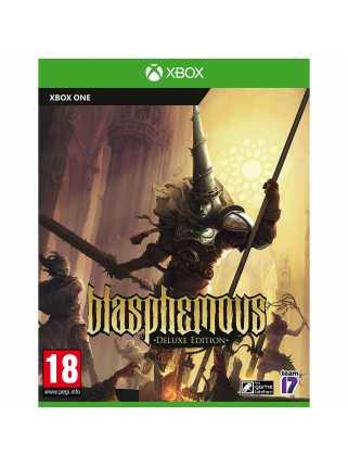 Blasphemous - Deluxe Edition [Xbox One/Xbox Series]