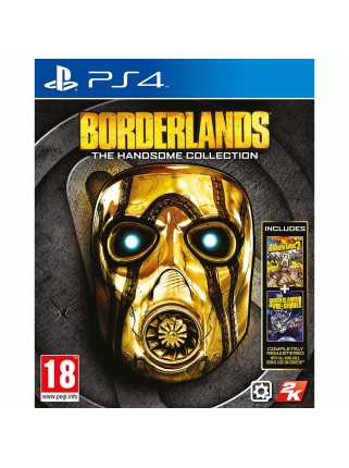 Borderlands: The Handsome Collection [PS4]