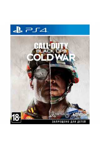 Call of Duty: Black Ops Cold War [PS4, русская версия]