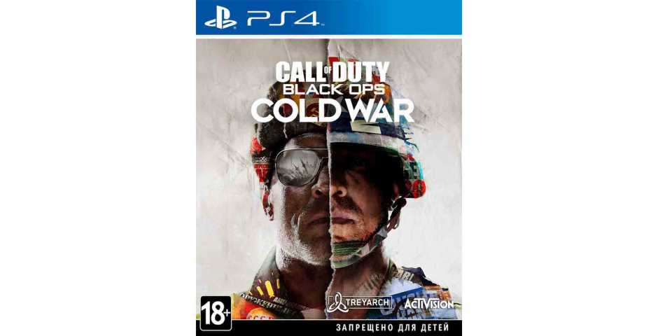 Call of Duty: Black Ops Cold War [PS4, русская версия] Trade-in   Б/У