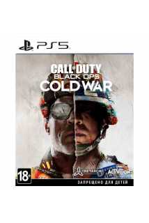 Call of Duty: Black Ops Cold War [PS5, русская версия]