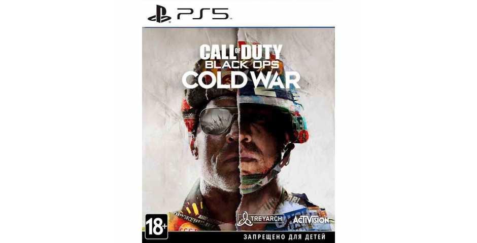 Call of Duty: Black Ops Cold War [PS5, русская версия] Trade-in | Б/У