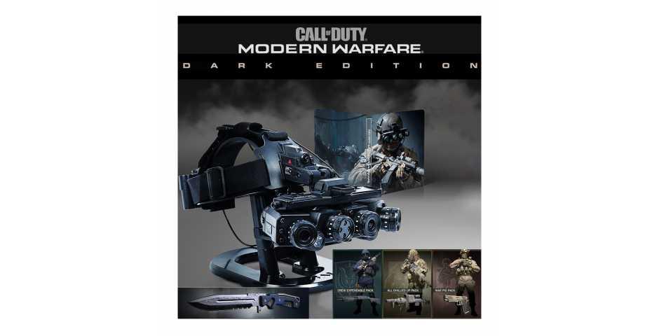 Call of Duty: Modern Warfare - Dark Edition (Без игры)