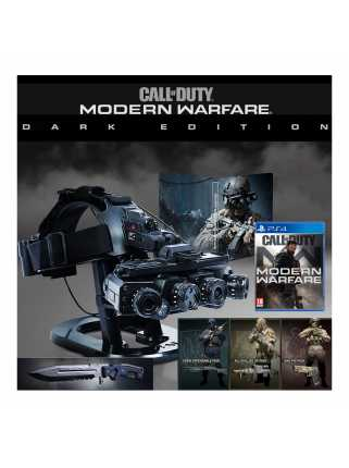 Call of Duty: Modern Warfare - Dark Edition [PS4, русская версия]