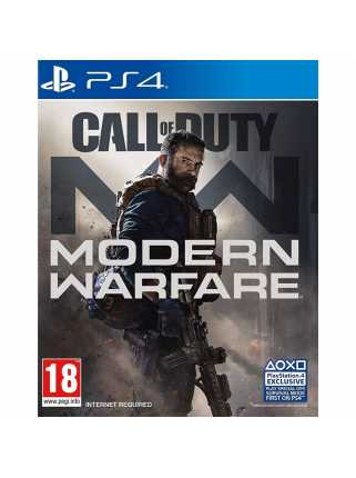 Call of Duty: Modern Warfare [PS4, английская версия]