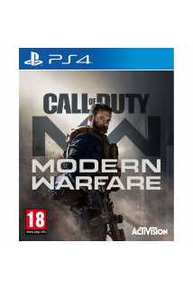 Call of Duty: Modern Warfare [PS4, русская версия]