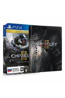 Chivalry II - Steelbook Edition [PS4]