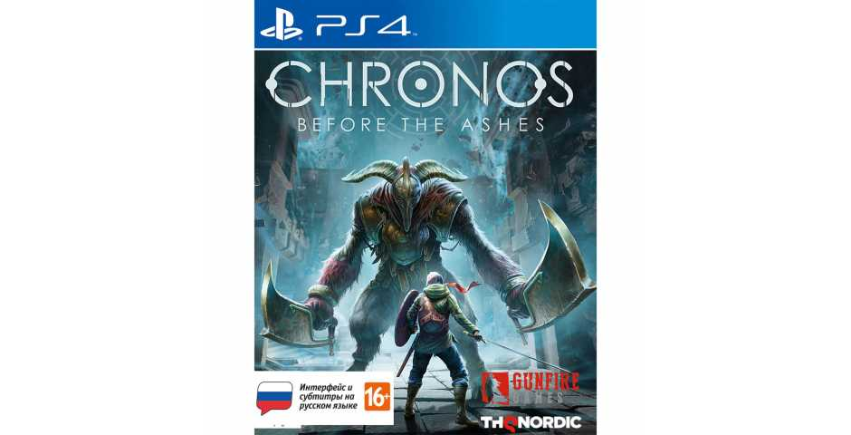 Chronos: Before the Ashes [PS4]