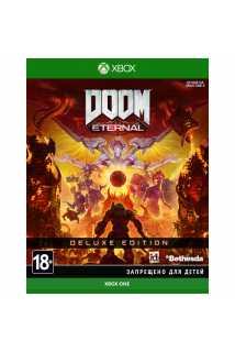 DOOM Eternal - Deluxe Edition [Xbox One, русская версия]