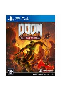 DOOM Eternal [PS4, русская версия] Trade-in | Б/У