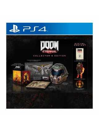 DOOM Eternal - Collector's Edition [PS4, русская версия]