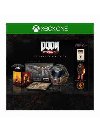 DOOM Eternal - Collector's Edition [Xbox One, русская версия]