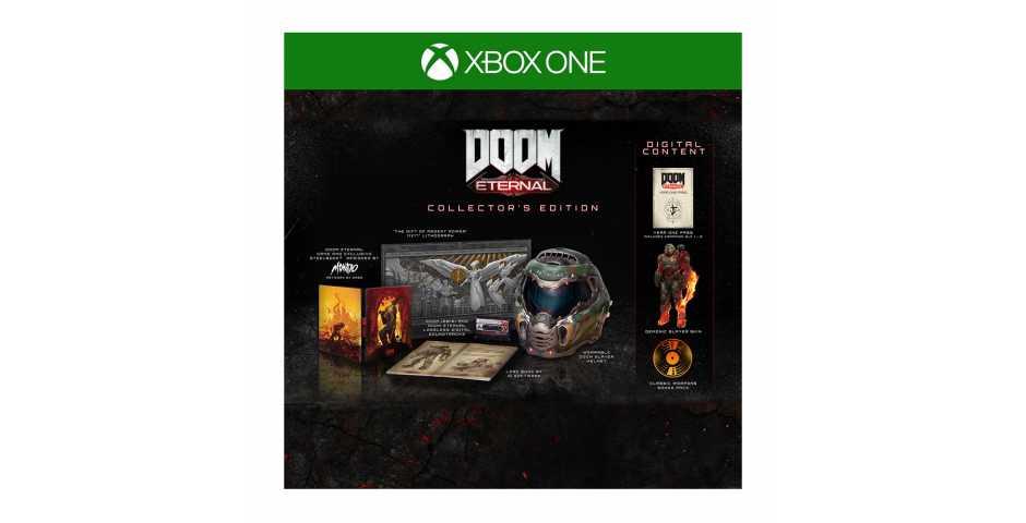 DOOM Eternal - Collector's Edition [Xbox One, русская версия]