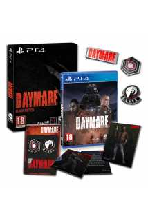 Daymare: 1998 - Black Edition [PS4]