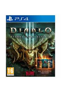 Diablo III: Eternal Collection [PS4, русская версия]
