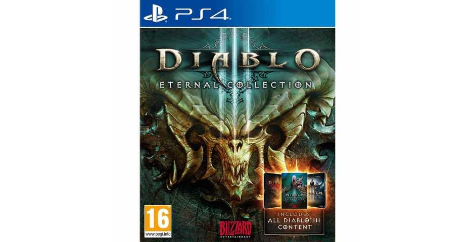 Diablo III: Eternal Collection [PS4, русская версия]