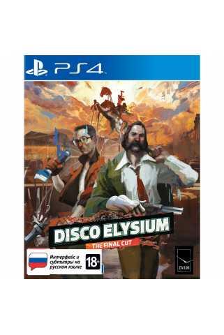 Disco Elysium - The Final Cut [PS4]