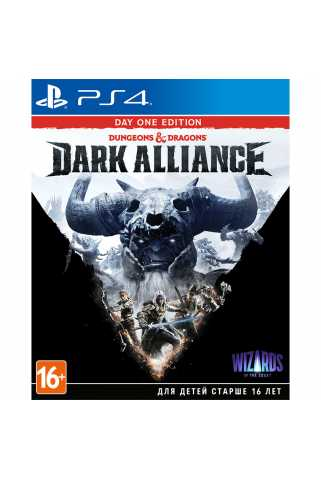 Dungeons & Dragons: Dark Alliance - Day One Edition [PS4]