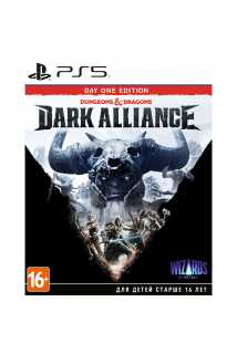 Dungeons & Dragons: Dark Alliance - Day One Edition [PS5]