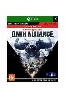 Dungeons & Dragons: Dark Alliance - Day One Edition [Xbox One/Xbox Series]