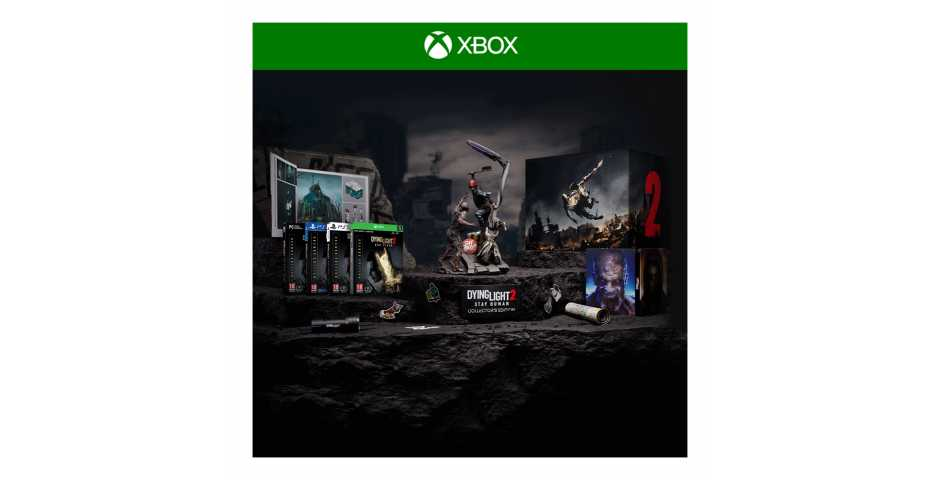 Dying Light 2 Stay Human - Collector's Edition [Xbox One/Xbox Series, русская версия]