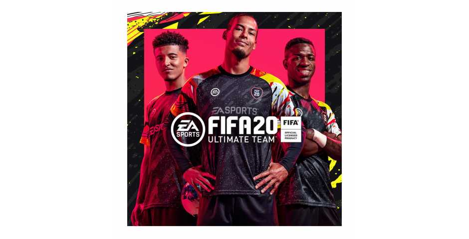 FIFA 20 Ultimate Team Pack (Код) [PS4]
