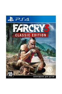 Far Cry 3 Classic Edition [PS4, русская версия]