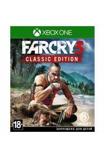 Far Cry 3 Classic Edition [Xbox One, русская версия]