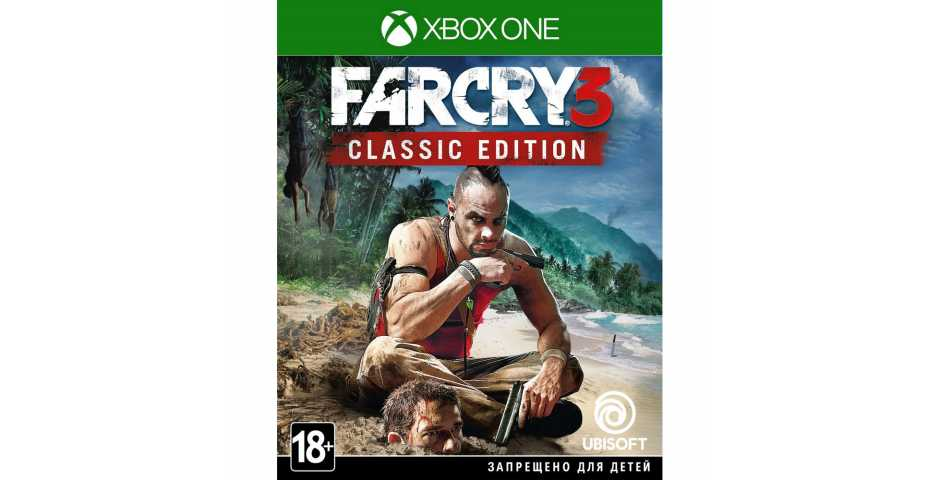 Far Cry 3 Classic Edition [Xbox One, русская версия]