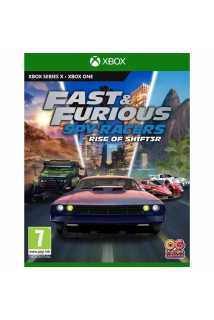 Fast & Furious: Spy Racers Rise of SH1FT3R [Xbox One/Xbox Series]