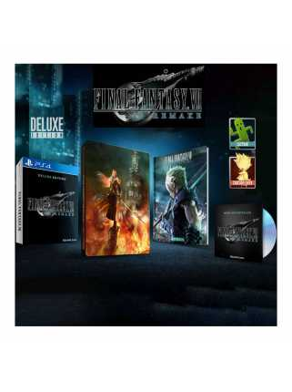 Final Fantasy VII Remake - Deluxe Edition [PS4]