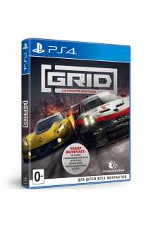 GRID - Ultimate Edition [PS4]