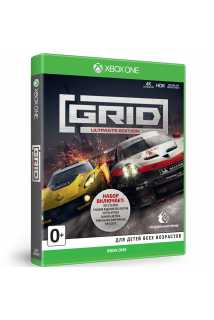 GRID - Ultimate Edition [Xbox One]