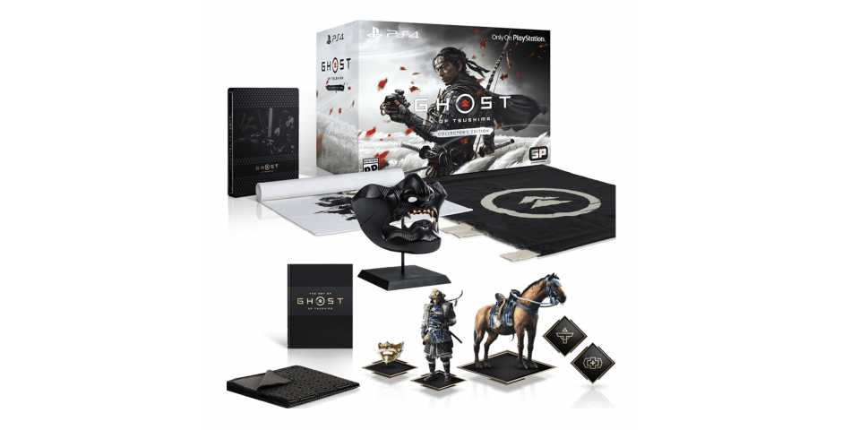 Ghost of Tsushima - Collector's Edition [PS4, русская версия]
