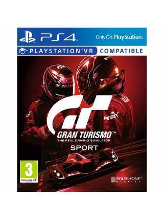 Gran Turismo Sport - Spec II [PS4, русская версия]