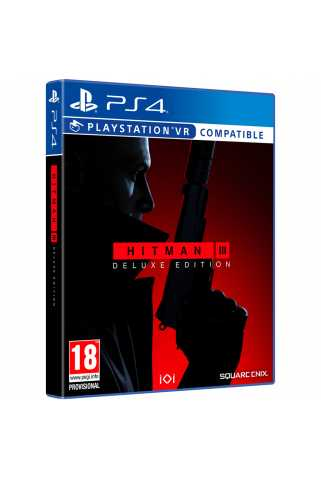 Hitman 3 - Deluxe Edition [PS4]